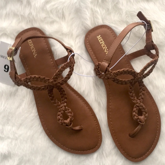 f59ccfe48f6b Women s Cognac Brown Jana Quarter Strap Sandals